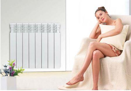 Алюминиевые радиаторы отопления Элеганс