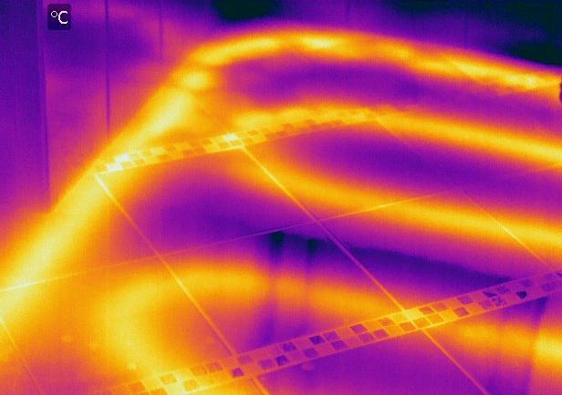Технология монтажа инфракрасного теплого пола
