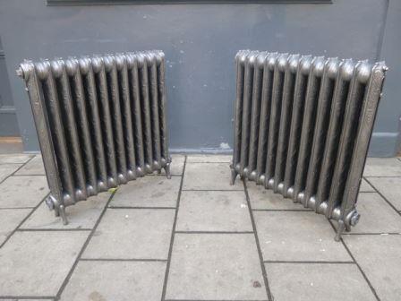 Секционные радиаторы из чугуна