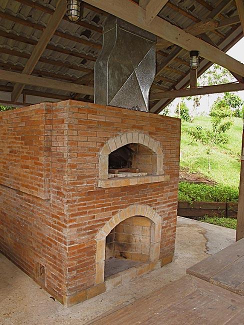 Самодельная мини печь