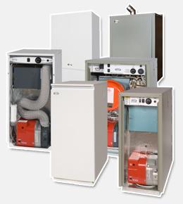 отопление при помощи конденсационного котла