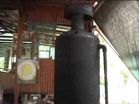 Газовый самодельный нагреватель для воды