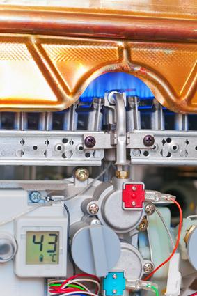 как правильно установить газовый котел своими руками
