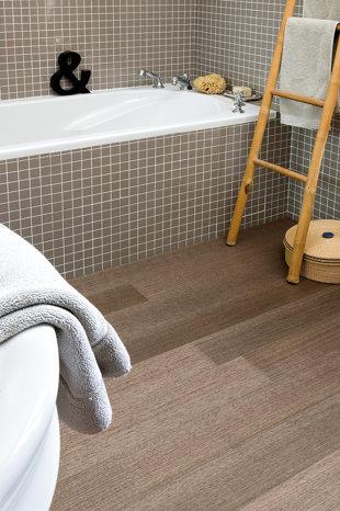 сделать теплый пол в ванную