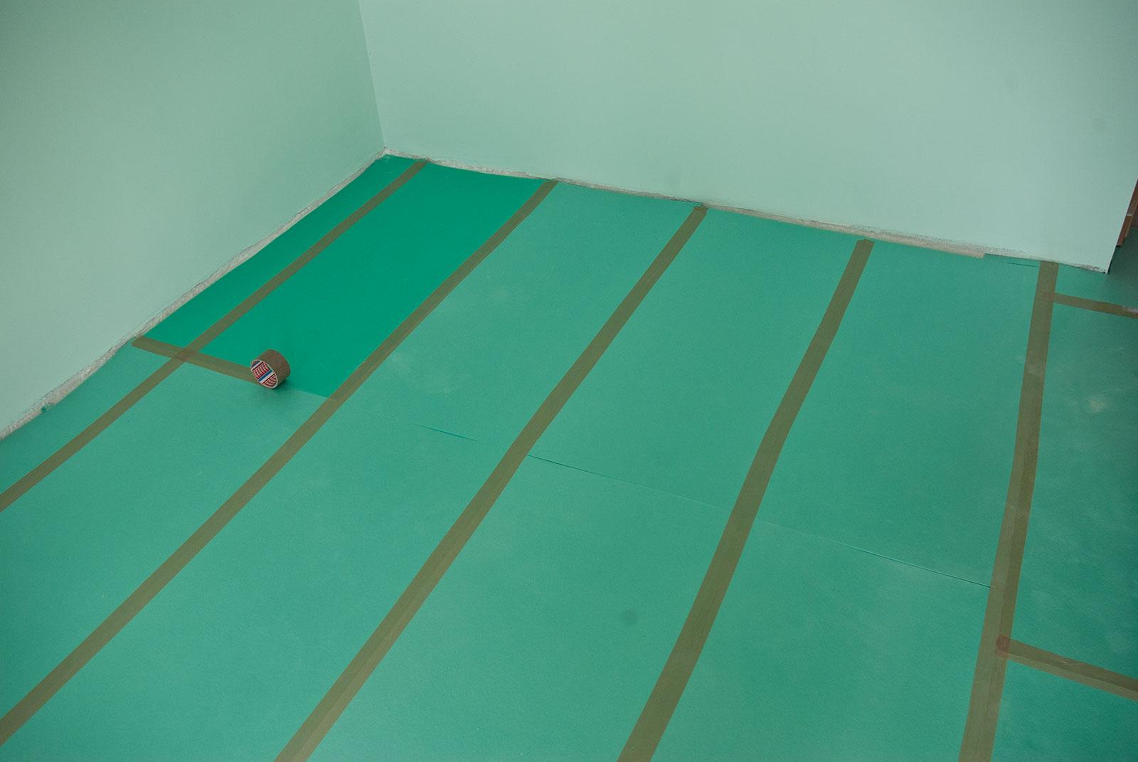 подложка под ламинат под теплый пол