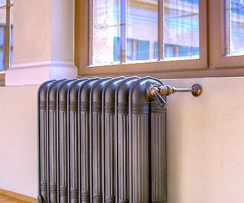 Правильное расположение радиатора отопления