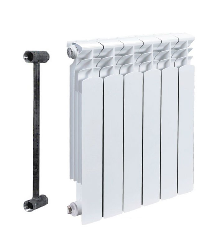 Выбор биметаллического радиатора