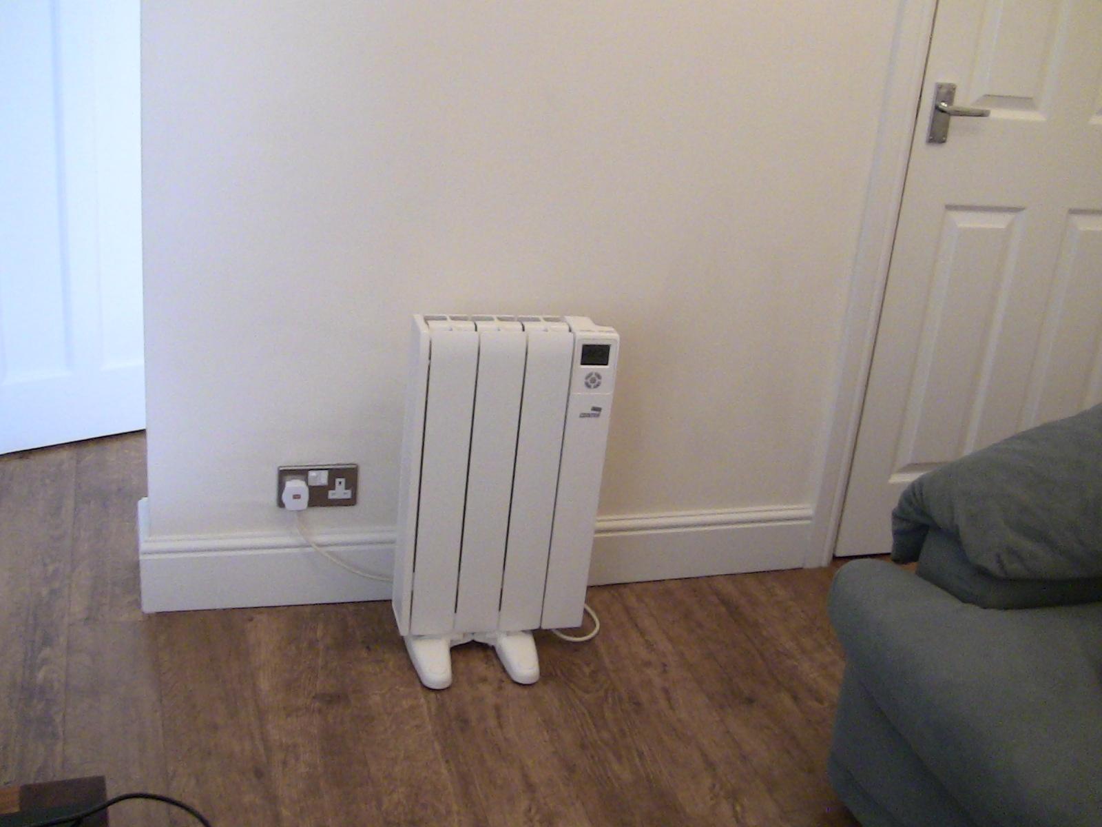 Электрический радиатор отопления