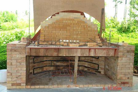 Строительство печи