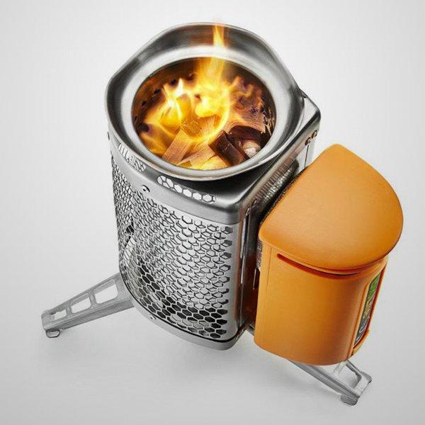 Производственная походная печь