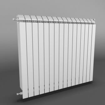 Биметаллическая батарея для дома