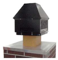 Установка дымоходов для твердотопливных котлов