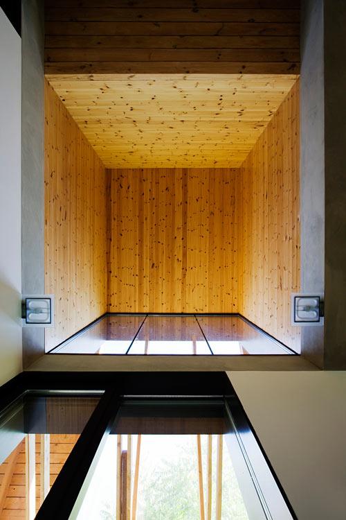 деревянный тёплый дом