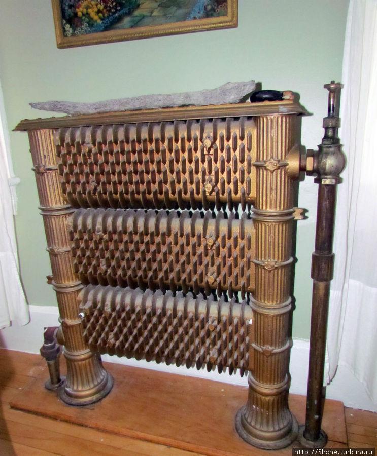 Необычный дизайн радиатора