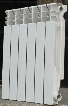 Алюминиевые радиаторы отопления Sira