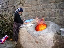 Туркменский тандыр