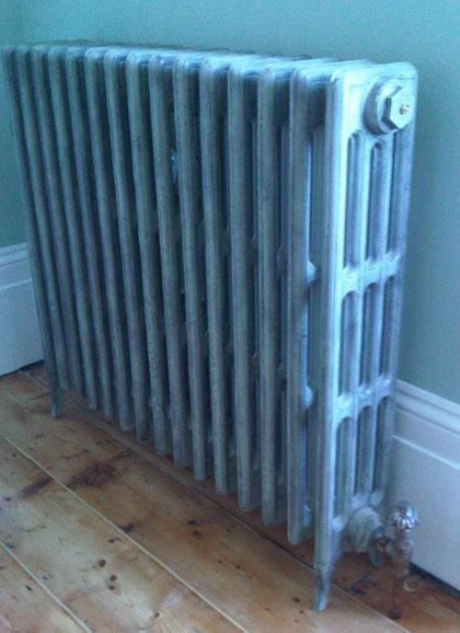 Радиатор дома