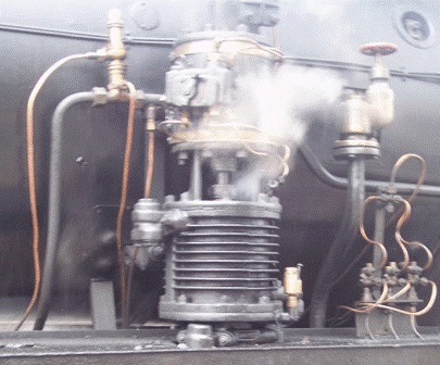 газовый напольный российского производства