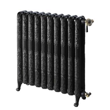 Декоративное оформление стального радиатора