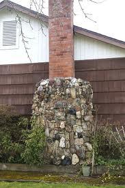 Кладка дымохода камина из кирпича