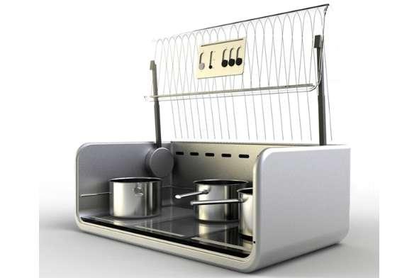 Прометей печь